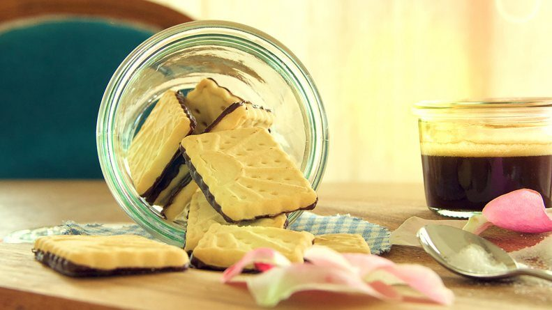 SCHAR Cepumi ar šokolādi bez glutēna BISCOTTI CIOCCOLATO