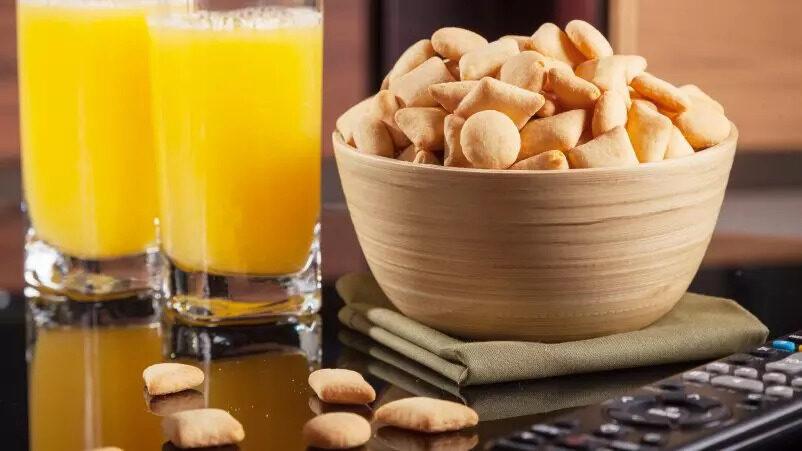 SCHAR Siera cepumi bez glutēna CHEESE BITES