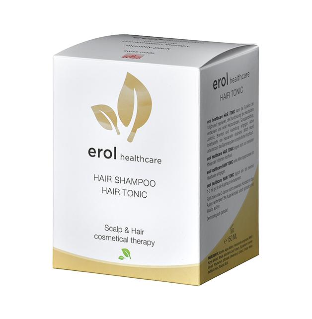 Erol Healthcare šampūns + toniks