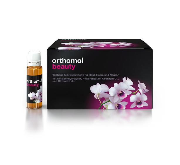 Orthomol Beauty papildinājums