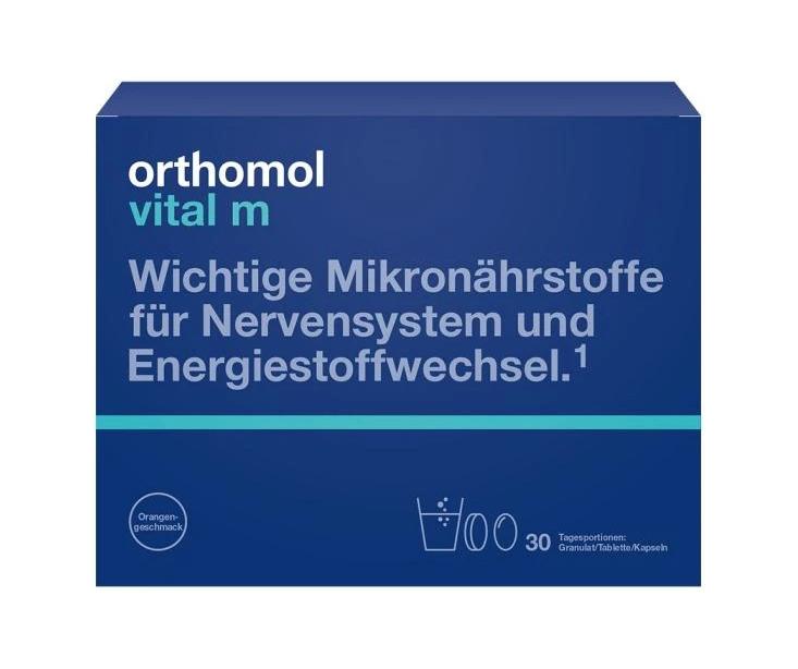 Orthomol Vital pārim