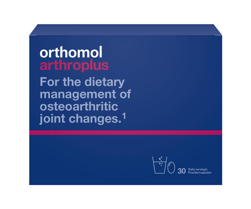 Orthomol Arthroplus kurss