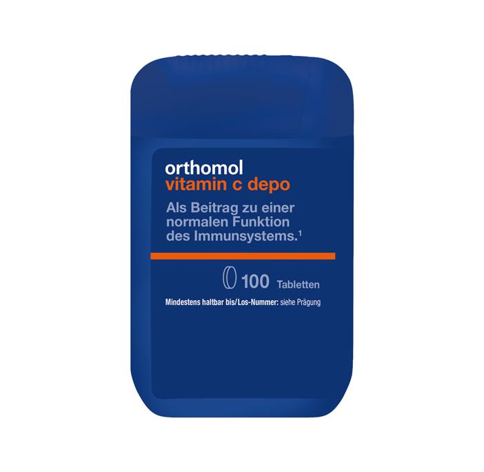 Orthomol Vitamin C depo